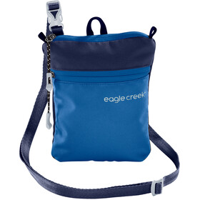 Eagle Creek Stash Neck Pouch aizome blue